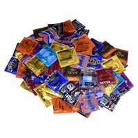 Large Variety Assorted Condoms