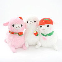 Love Berry Baby Alpacasso Plushies (Big)