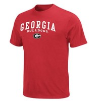 NCAA Georgia Bulldogs Built Legacy Tee Men's