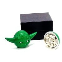 "3"" Yoda Star Wars Grinder Crush"