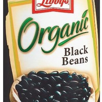 Libby's Organic Black Beans, 15-Ounces Cans (Pack of 12)
