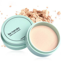 Translucent Pressed Powder with Puff Smooth