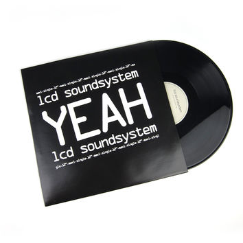 """LCD Soundsystem: Yeah (Pic Sleeve) 12"""""""