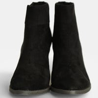 Midnight Guard Boots - $44.00 : ThreadSence, Women's Indie & Bohemian Clothing, Dresses, & Accessories