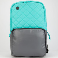 Focused Space The Curriculum Backpack Turquoise Combo One Size For Men 26409125901