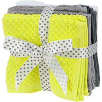 Walmart: Mainstays Wash Cloth Bundle, 8-Pack
