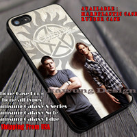 Winchester Brothers   Sam   Dean   Supernatural iPhone 6s 6 6s+ 6plus Cases Samsung Galaxy s5 s6 Edge+ NOTE 5 4 3 #movie #supernatural ii