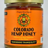 Colorado Hemp Honey Mandarin Orange 6oz w/ 500mg CBD