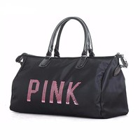 PINK Gym Bag - Medium or Large Size
