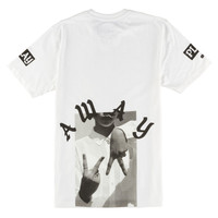 Homefront Tee (White) – Play Cloths