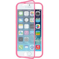 DW Wrap-up with Screen Protector Case for iPhone 6 - Hot Pink