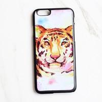 Watercolor Tiger iPhone Case