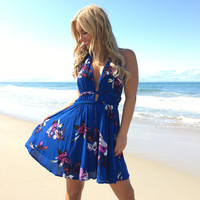 Bali Bloom Dress