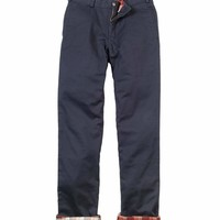 Flannel Lined Vintage Twill M2 - Bills Khakis