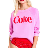 Classic Coke Sommers Sweater - Wildfox