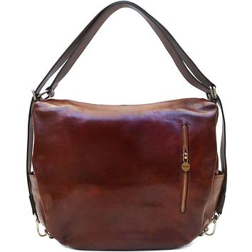 Roma Hobo Saddle Bag