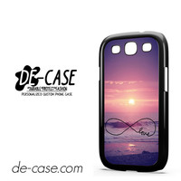 Infinity Love For Samsung Galaxy S3 Case Phone Case Gift Present YO
