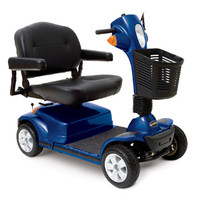 Maxima Bariatric 4-Wheel Scooter SC940 - Pride Mobility 4-Wheel Full Size Scooters   TopMobility.com