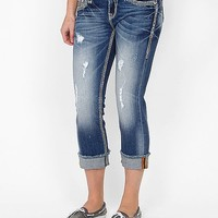 Rock Revival Sherry Easy Cuffed Cropped Jean