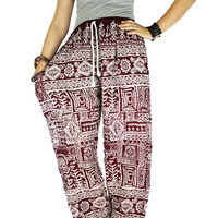 Thai pants Hippie cloches Palazzo pants Hippie pants Gypsy pants  Harem pants Elephant pants Elephant cloches