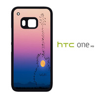 Song of the Moon V1260 HTC One M9 Case