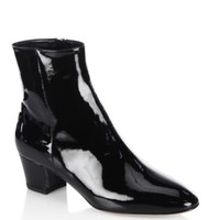 Marc Jacobs - Leather Double Zip Booties
