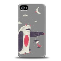 A Helping Hand iPhone 4/4S Case on the redditgifts Marketplace