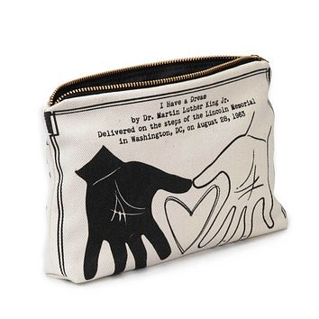 I Have A Dream Pouch
