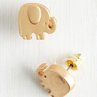 Quirky Pack Your Trunks Earrings by ModCloth