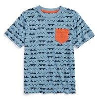 Boy's Tucker + Tate Contrast Pocket T-Shirt