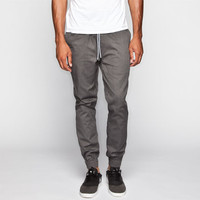 Volcom Scouter Mens Jogger Pants Charcoal  In Sizes
