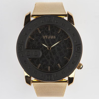 Flud Transfer Watch Gold One Size For Men 24485971301