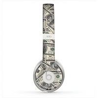 The Hundred Dollar Bill Skin for the Beats by Dre Solo 2 Headphones