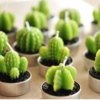 Original Cactus Candles (6 / box)