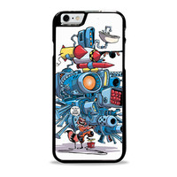 Say Hello To My Little Friend Rocket Racoon iPhone 6 Plus Case