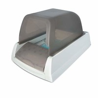 ScoopFree Ultra Self-Cleaning Litter Box, Taupe | Petco