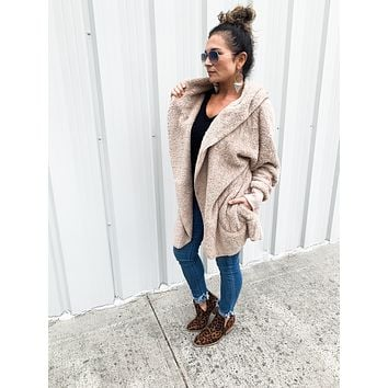 Keep Me Cozy in Taupe