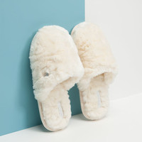 Winter mule slippers - OYSHO