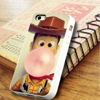 Disney Toy Story Woody Bubble Gum | For iPhone 6 Cases | Free Shipping | AH1171