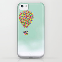 Up iPhone & iPod Case by Derek Temple