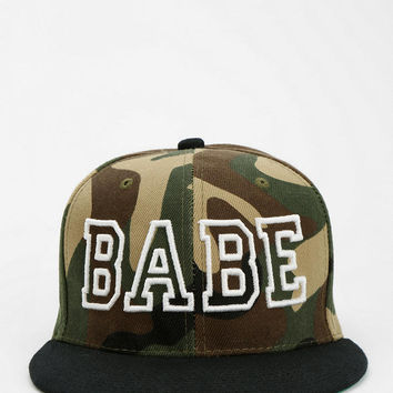 Urban Outfitters - United Couture Babe Snapback Hat