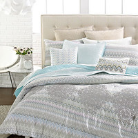 Home by Steve Madden Bedding, Laurel Comforter Sets - Bedding Collections - Bed & Bath - Macy's