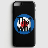The Who Roger Daltrey English Rock Band iPhone 8 Case