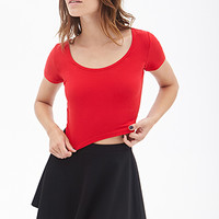 FOREVER 21 Classic Crop Top