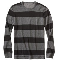Banana Republic Mens Factory Rugby Stripe Thermal Tee