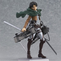 Levi Ackerman Collectible Attack on Titan Statue Model
