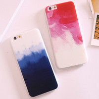 Unique Gradient iPhone 7 6 6s Plus Case + Gift Box-90