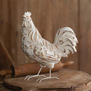 Farmhouse Tabletop Rooster