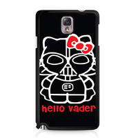 Hello Darth Vader Samsung Galaxy Note 3 case