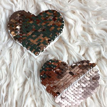 Heart ★ Sequin Pastie